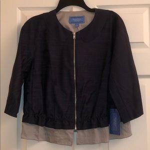 Simply Vera Vera Wang 3/4 sleeve jacket medium